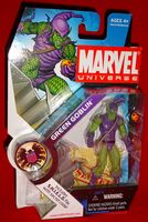 Marvel Universe Series 1 #15: Green Goblin - Action Figure Sealed on Card
